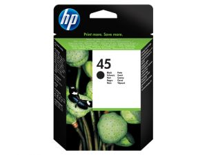 TechLogics - HP INK CARTRIDGE NO.45 BLACK 42ML FOR DESKJET OFFICEJET
