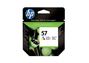 TechLogics - HP INK CARTRIDGE NO.57 TRI-COLOR 17ML FOR DESKJET PSC PHOTOSMART