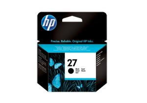 TechLogics - HP INK CARTRIDGE NO.27 BLACK 10ML FOR DESKJET OFFICEJET PSC