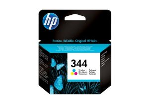 TechLogics - HP INK CARTRIDGE NR.344 TRI-COLOR 14ML FOR DESKJET OFFICEJ PSC PHOTOSM