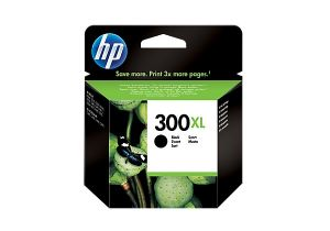 TechLogics - HP 300XL INK CARTRIDGE BLACK WITH VIVERA INK