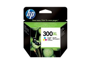TechLogics - HP 300XL INK CARTRIDGE TRI-COLOUR WITH VIVERA INKS