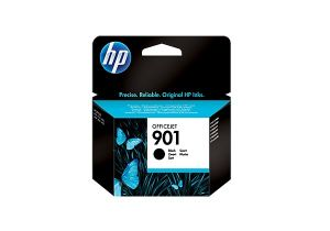 TechLogics - HP 901 OFFICJET INK CARTRIDGE BLACK