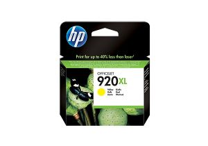 TechLogics - HP 920XL OFFICEJET INK CARTRIDGE YELLOW