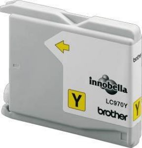 TechLogics - Ink cartridge yellow DCP-135C/-150C/MFC-235C/-260C