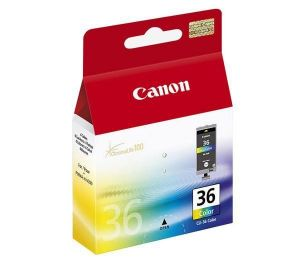 TechLogics - Canon CLI-36 ink cartridge colour