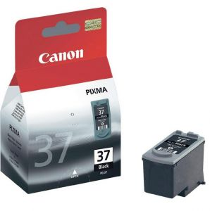 TechLogics - PG-37 Ink Cartridge Black