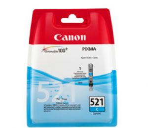 TechLogics - Canon CLI-521 ink cartridge cyan