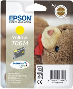 TechLogics - DURABrite Ultra Ink Yellow Epson DX3850/DX4850