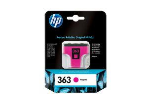 TechLogics - HP Ink cartridge no.363 magenta with Vivera ink for the Photosmart C5180/C6280/C7280/C8180/D7260/D7461