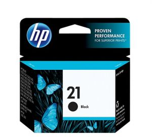 TechLogics - HP Ink cartridge no.21 black 5ml for C9351A