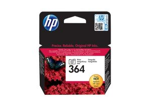 TechLogics - HP Ink cartridge no.364 black with Vivera Ink for the Photosmart D5460/C6380