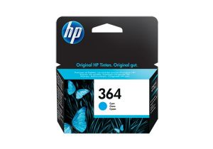TechLogics - HP Ink cartridge no.364 cyan with Vivera Ink for the Photosmart D5460/C6380