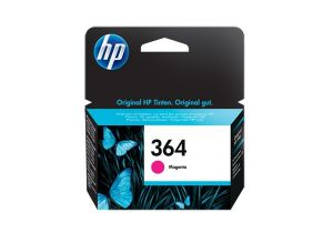 TechLogics - HP Ink cartridge no.364 magenta with Vivera Ink for the Photosmart D5460/C6380
