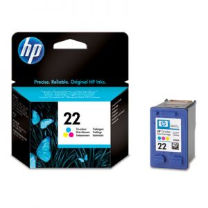 TechLogics - HP Ink Cart 22/3c small 5ml 1pk