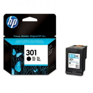 TechLogics - HP 301 Black Ink Cartridge