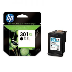 TechLogics - HP 301XL Black Ink Cartridge