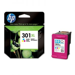 TechLogics - HP 301XL Tri-color Ink Cartridge