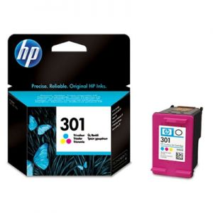 TechLogics - HP 301 Tri-color Ink Cartridge