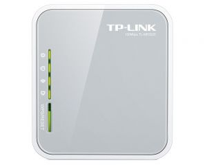 TechLogics - TP-Link Portable Router 1PSW 150Mbps 3G