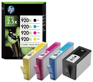 TechLogics - HP 920XL INK CARTRIDGE CMYK COMBO-PACK