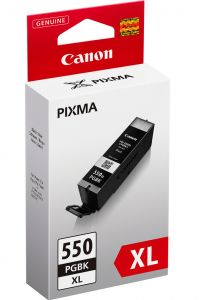 TechLogics - CANON PGI-550XL PGBK BLACK XL INK CARTRIDGE