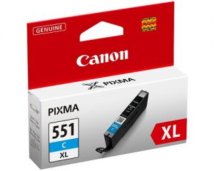 TechLogics - CANON CLI-551XL C CYAN XL INK CARTRIDGE