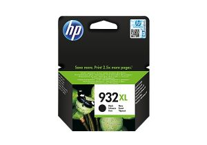 TechLogics - HP No.932XL  Zwart    22.5ml   (Origineel)