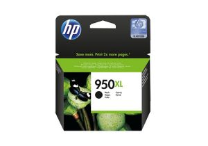 TechLogics - HP No.950XL  Zwart      53ml   (Origineel)