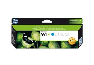 TechLogics - HP 971XL INK CARTRIDGE CYAN HIGH CAPACITY