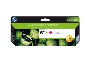 TechLogics - HP 971XL INK CARTRIDGE MAGENTA HIGH CAPACITY