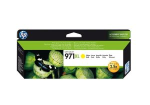 TechLogics - HP 971XL INK CARTRIDGE YELLOW HIGH CAPACITY