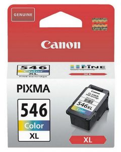 TechLogics - Ink/CL-546XL/2013 Fine Non-Blist ColorXL