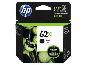 TechLogics - HP No. 62XL  Zwart      19ml   (Origineel)