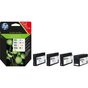 TechLogics - HP No.950XL  Multipack 111ml   (Origineel)