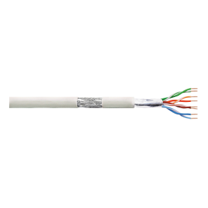 TechLogics - Cat5e Patchkabel       305m. SF/UTP Grijs LogiLink