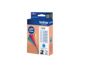 TechLogics - Brother (N) LC-223C   Cyaan      5,9ml (Origineel)