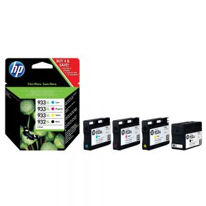 TechLogics - HP No.932XL/933XL  Multipack  48,0ml   (Origineel)