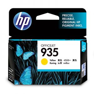 TechLogics - HP No.935    Geel      4.5ml   (Origineel)
