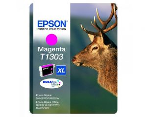 TechLogics - Epson T1303XL Magenta 10,1ml (Origineel)