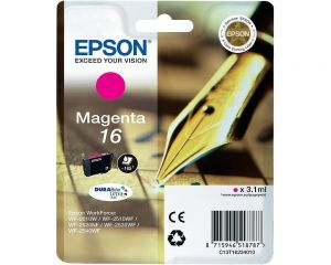 TechLogics - Epson T1623 Magenta 3,1ml (Origineel)