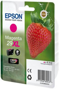 TechLogics - Epson T2993XL Magenta 6,4ml (Origineel)