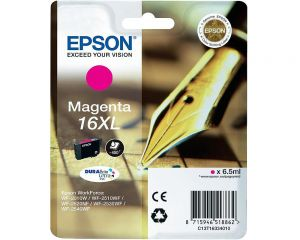 TechLogics - Epson T1633XL Magenta 6,5ml (Origineel)
