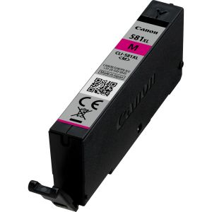 TechLogics - Canon (T) CLI-581XL M Magenta 8,3ml (Origineel)