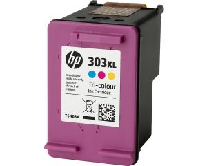 TechLogics - HP No.303XL Kleur 10ml (Origineel)