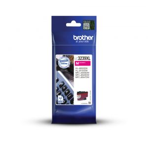 TechLogics - Brother LC-3239XLM Magenta 5.000 pagina's (Origineel)