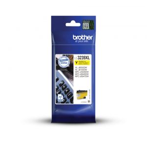 TechLogics - Brother LC-3239XLY Geel 5.000 pagina's (Origineel)