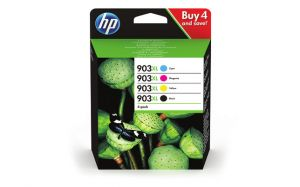 TechLogics - HP No.903XL 4-Pack C,M,Y,K 50,0ml (Origineel)