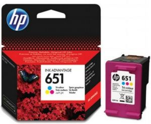 TechLogics - HP No.651 Tri-Colour 6.4ml (Origineel)