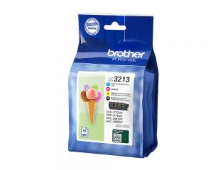 TechLogics - Brother LC-3213VAL Value Pack 23,2ml (Origineel)